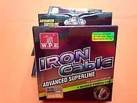 Плетёный PE шнур Iron Cable Pro от W.P.E