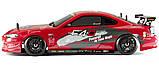 Дрифт 1:10 Team Magic E4D Nissan S15 (красный), фото 2