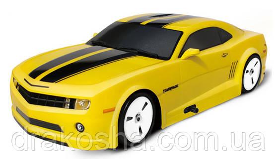 Дрифт 1:10 Team Magic E4D Chevrolet Camaro (желтый)