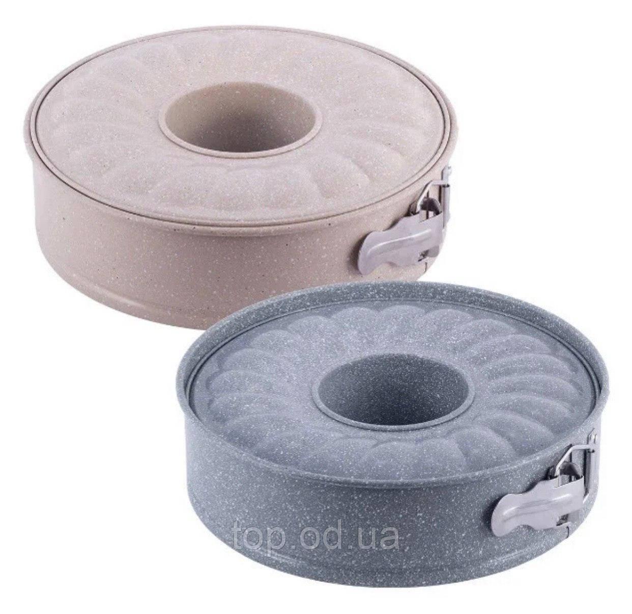 Роз'ємна форма для випічки 24х6,5 см Kamille KM-6025