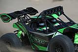 Радиоуправляемая модель Багги песчаная 1:8 Team Magic SETH ARTR (зеленый), фото 8