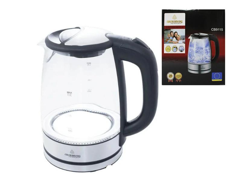 Электрический чайник Crownberg CB-9115