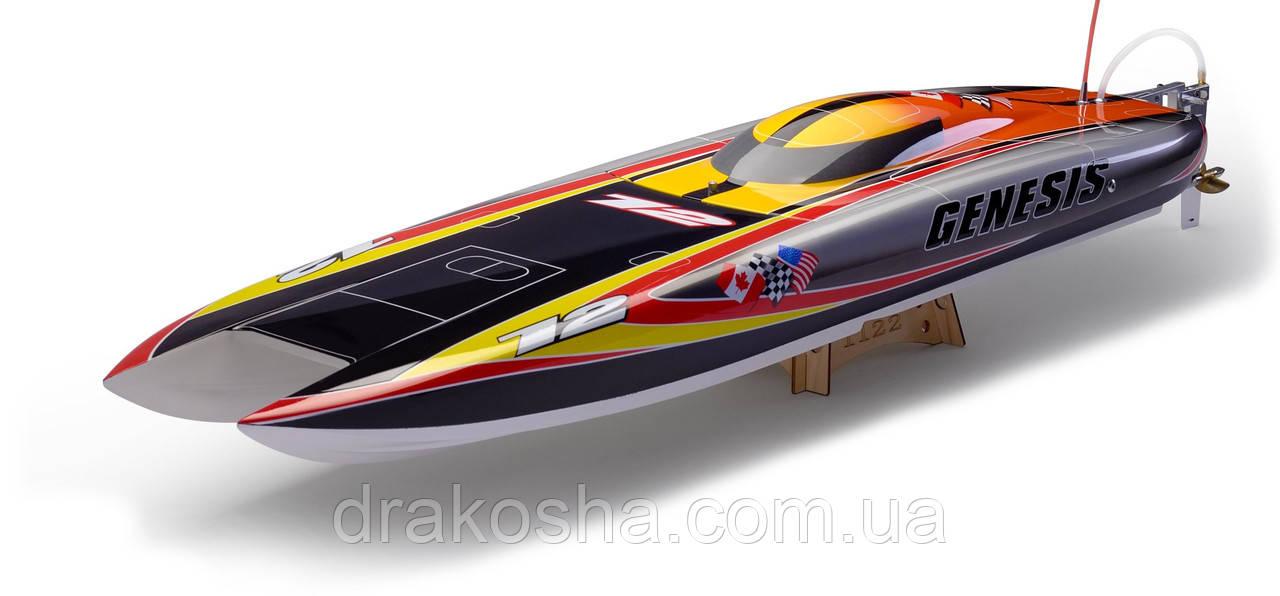 Катамаран р/у TFL Genesis 940мм двухмоторный ARTR