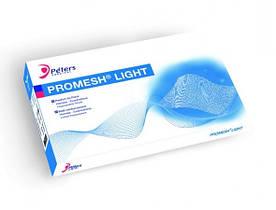Сетка хирургическая Promesh Light (Промеш Лайт) 10x15 см. (плотность 28 г/м2)