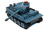 Танковый бой р/у 1:32 HuanQi 555 Tiger vs Т-34, фото 5