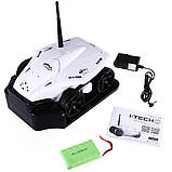 Танк-шпион Wi-Fi Happy Cow I-Tech с камерой, фото 9