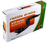 Змея с пультом управления ZF Rattle snake (черная), фото 3
