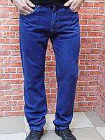 Джинсы мужские Levis 630 темно-синий (koyu). Размер 38