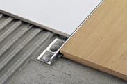 Профиль для плитки из нержавеющей стали НП12