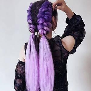 Канекалоны, пасма волосся