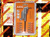 Угловая насадка AEG WB1 (код 4932430173).
