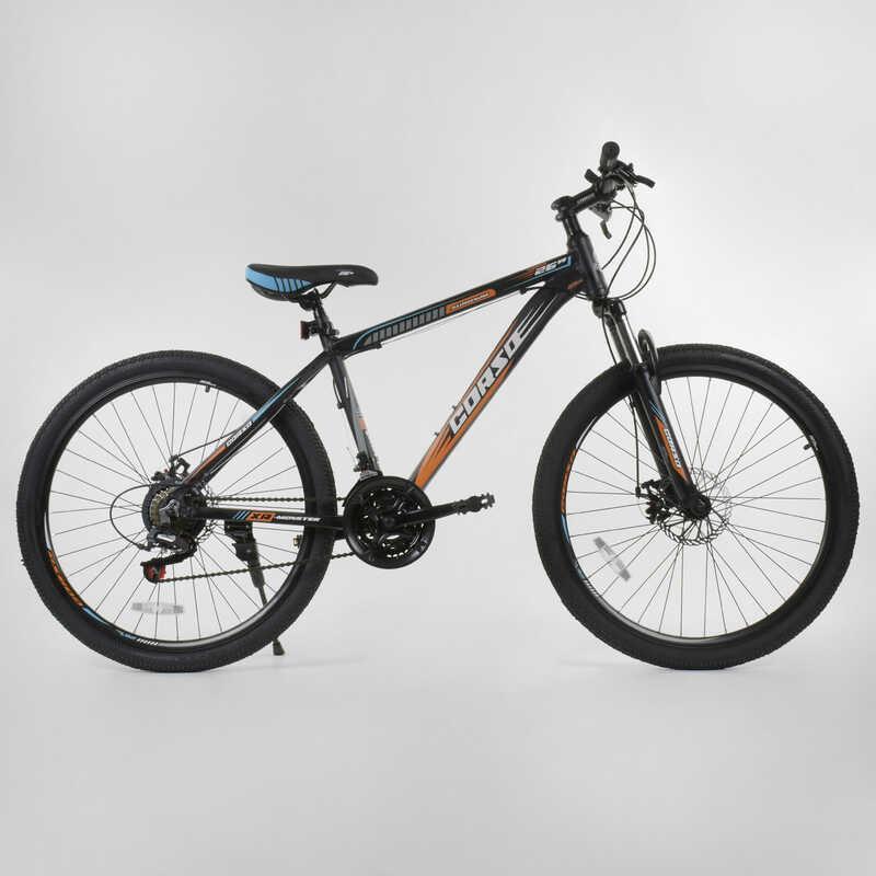 """Велосипед Спортивный CORSO 26""""дюймов 93092, рама 16.5'', 21 скорость"""
