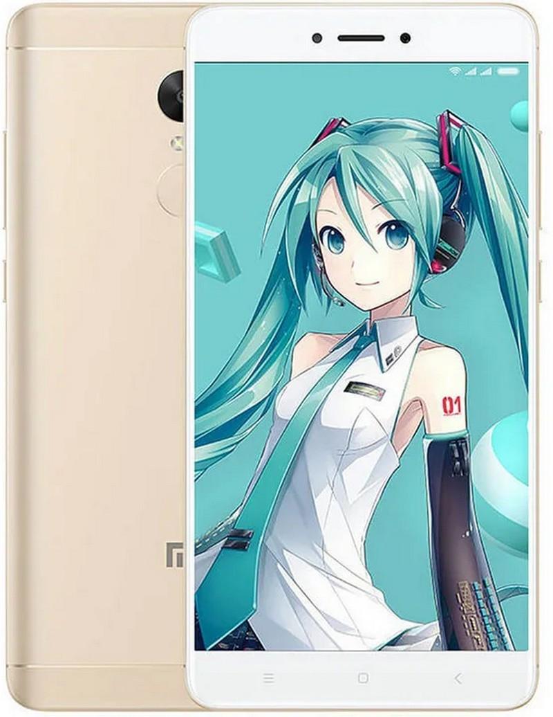 XIAOMI Redmi Note 4x 3/16GB Gold