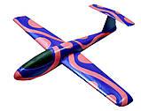 Планер метательный J-Color Falcon 600мм c комплектом красок, фото 10
