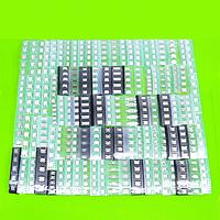 MicroUSB роз'єм тип B 5-ти контактна під пайку набір, 100 шт