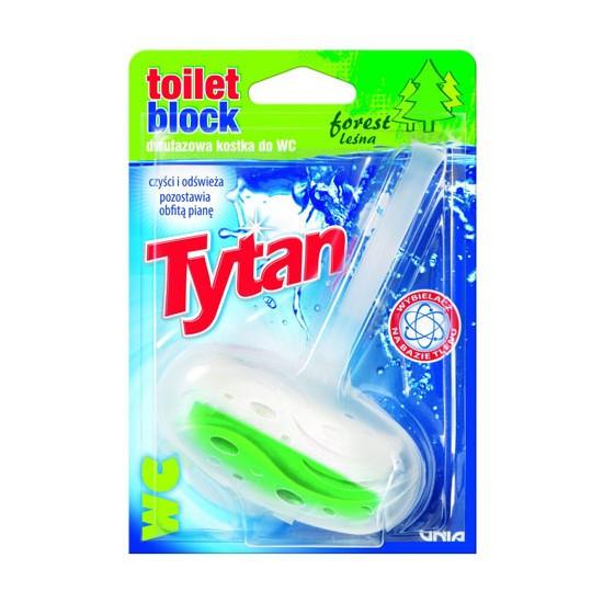 Двофазний брусок для туалетів Tytan Лісовий, 40г