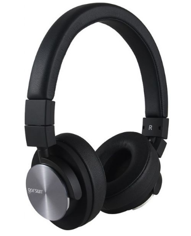 Накладні навушники Gorsun GS781 Чорні