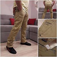 Мужские коттоновые брюки весна осень фабричное качество