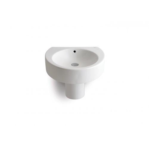 Керамический полупьедестал для раковины Roca HAPPENING A337562000