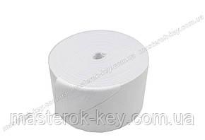 Резинка текстильная 10см Турция цвет белый