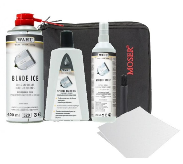 Набор по уходу за ножами Moser Blade Care Set (1000-7410)