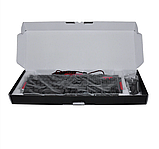 Комплект клавиатура и мышь игровая проводная клавиатура с мышкой и LED подсветкой K33, фото 9