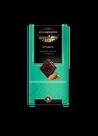 Шоколад «Коммунарка» горький с миндалем