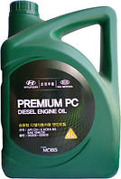 Моторне масло Mobis (Hyundai/Kia) Premium PC Diesel 10W-30 6л