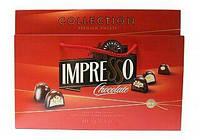 Подарочный набор шоколадных конфет «Impresso», красная 424 гр