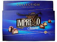 Подарочный набор шоколадных конфет «Impresso», синяя 424 гр