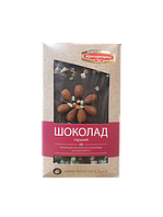 Шоколад ручной работы «Горький с миндалем и цукатами»