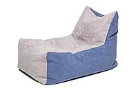 Кресло мешок, бескаркасное кресло. Комфорт (ткань) (400016)