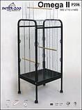 Вольер для попугая - Omega II(4)  (57*71*146/), фото 2