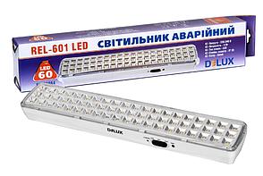 Аварийный светильник LED DELUX REL601 4W, фото 2