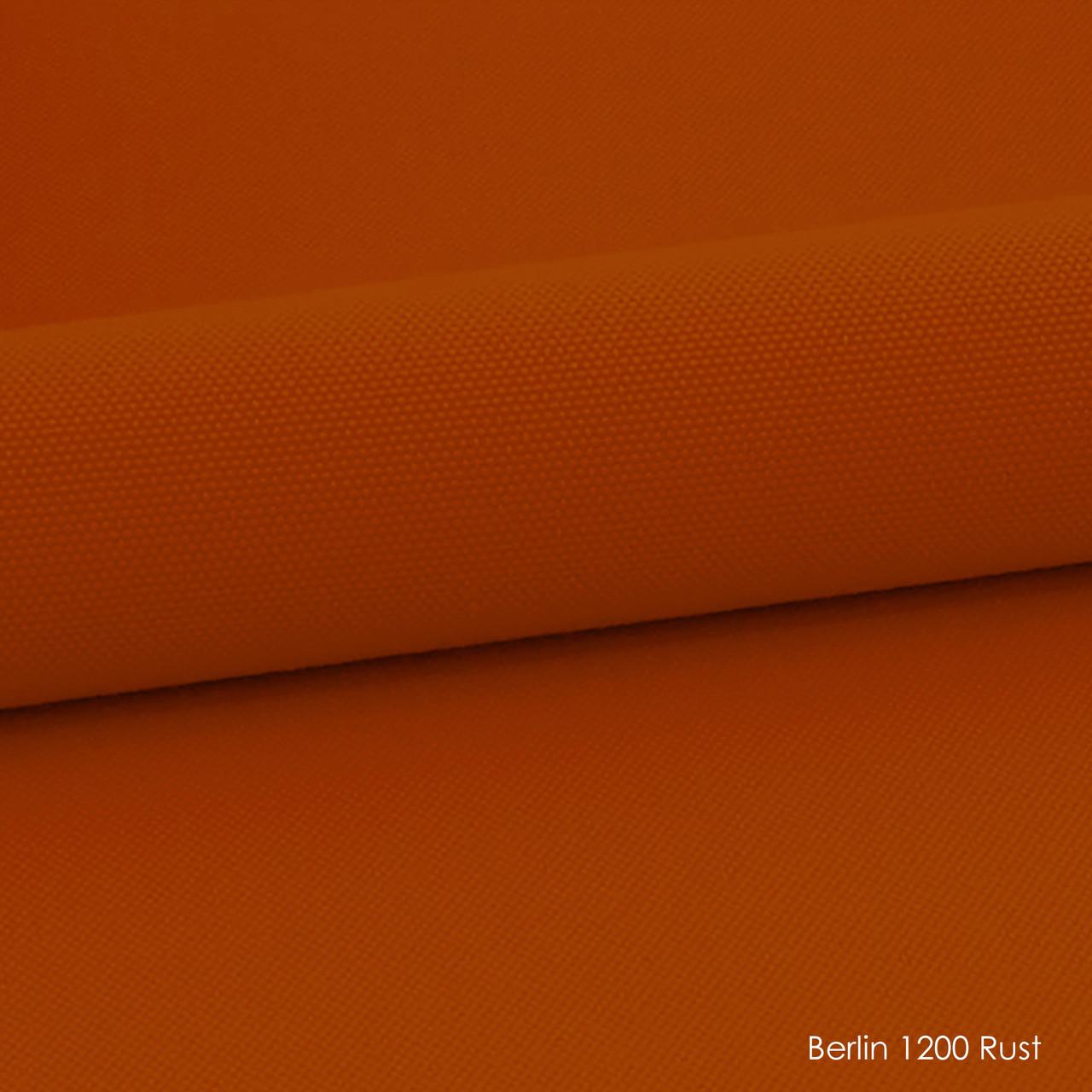 Ролеты тканевые Berlin 1200 rust