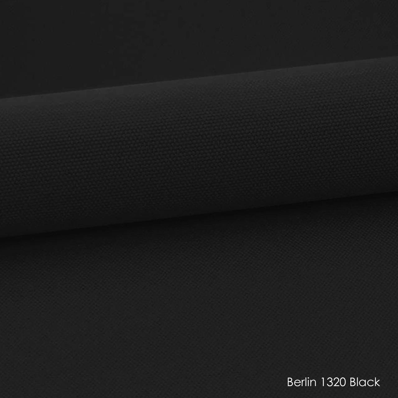 Ролеты тканевые Berlin 1320 black