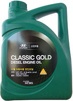 Моторне масло Hyundai Kia Classic Gold Diesel 10W30 (API CF-4 (05200-00410) 4л.