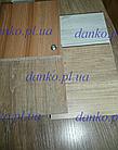 Офисный шкаф 200*60*35 см Данко, шкаф для одежды, ДСП дуб сонома, фото 4