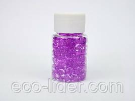 Фіолетові фишболы для створення слаймов і домашнього декору