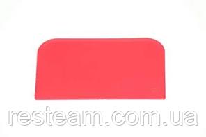 """Скребок пластиковый кондитерский """"Paderno"""" (12,1х8,1 см)"""