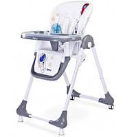 Детский стул для кормления Caretero Luna (Grey)