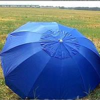 Зонт уличный 2.2 метра 10 спиц с anti-UF напылением и клапаном антиураган