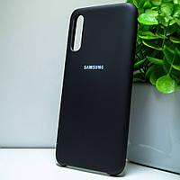 Чехол Samsung A50 2019 черный
