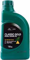Моторне масло Mobis (Hyundai/Kia) Classic Gold Diesel 10W-30 1л