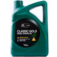 Моторне масло Mobis (Hyundai/Kia) Classic Gold Diesel 10W-30 6л