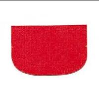 "Пластиковий Скребок кондитерський ""Paderno"" (14,8х9,9 см)"