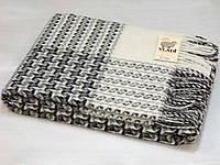 Плед шерстяной Cappuccino 140x200см ТМ Vladi, 2310