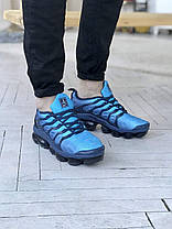 "Кроссовки Nike Air VaporMax Plus ""Синие"", фото 2"