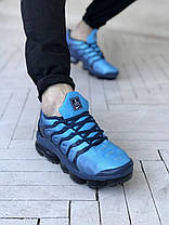 "Кроссовки Nike Air VaporMax Plus ""Синие"", фото 3"