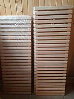 Трап деревянный для сауны и бани (500 * 1000) липа